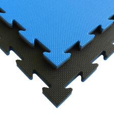 Materassine Tatami in EVA misura 100x100x2,1cm incastro reversibile due versioni