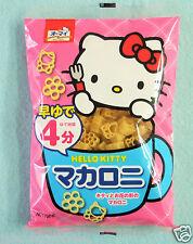 Hello Kitty Macaroni Pasta 150g Sanrio Dried Pasta Kawaii Macaroni Japanese Food