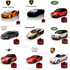 Official Replica Lamborghini Audi McLaren Remote Control Car Toy Gift 1:24 Scale