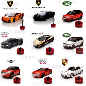 Official Replica Lamborghini Audi McLaren Remote Control Car Toy Gift 1:24 Scale