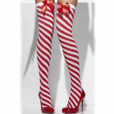 Hold Ups Striped Stockings & Hold-ups Women's Singlepack
