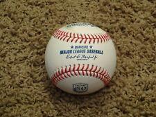 Rawlings Official Oakland Athletics 50th Anniversary MLB Game Used Baseball 2018