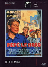 Pepe le Moko Jean Gabin   Language(s): Russian, French   DVD  PAL