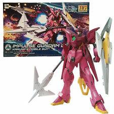 1/144 Impulse Gundam Lancier Karuna's Mobile Suit model kit byBandai