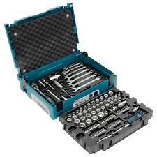 Makita Werkzeugset 120-teilig | im MAKPAC | E-08713 Werkzeugkoffer