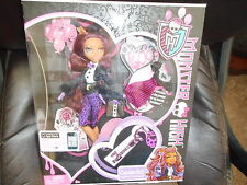 MONSTER HIGH DOLL FIRST WAVE SWEET 1600 CLAWDEEN WOLF NEW IN BOX