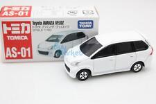 Takara Tomy Tomica Toyota Avanza Veloz-AS-01 Toy Car Diecast ASIA SPECIAL ED.