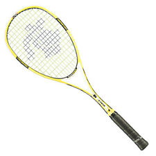 Black Knight Ion X-Force Yellow  Squash Racquet