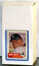 1991 Topps Archives 1953 Reprint Set Mickey Mantle Jackie Robinson Hank Aaron