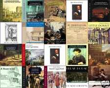 Charles Dickens - Huge Collection of over 40 books on 3 x mp3 DVDs