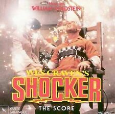 Shocker [Original Score] by Various Artists (Cassette, Varèse Sarabande) SEALED!
