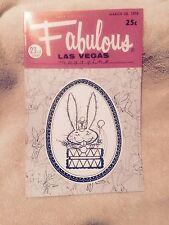 Fabulous Las Vegas Magazine Lili St. Cyr Danny Thomas Milton Cohen 3/28/1970