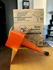 Roof Zone Pole Anchor - Pump Jack Scaffolding -
