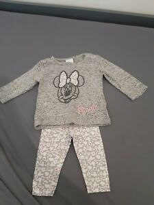 Disney Baby Girls Minnie Mouse Outfit
