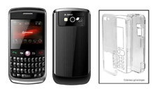 Coque Cristal Transparente (Protection Rigide) ~ Blackberry 8310 Curve