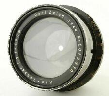 Rarissimo Obiettivo Carl Zeiss Jena-APO-Tessar 1:9/60cm Lens-Buone Condizioni