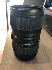 Sigma 18-35mm f/1.8 EF Mount for Canon
