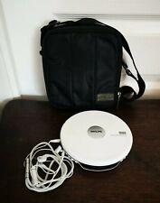 Vintage Lecteur CD MP3 PHILIPS EXP2540 + Ses Écouteurs + Étui / Excellent État