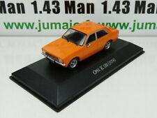 ARG24G Voiture 1/43 SALVAT Autos Inolvidables: Opel K 180 (1974) Kadett C