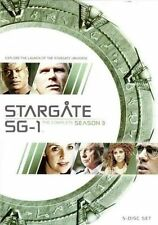 Stargate SG 1 Season 3 Giftset 0027616152510 With Michael Shanks DVD Region 1