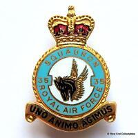 Station Scampton ® Lapel Pin Badge Gift Royal Air Force RAF