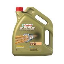 Castrol Edge 0W-30 Motoröl mit Titanium FST, 5 Liter