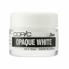 Copic OPAQUE WHITE 10ml bottle Highlight Effect genuine from Japan