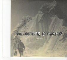 (EU87) The Summer Of Mars, Glaciers - 2005 DJ CD