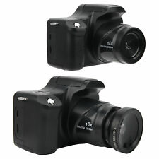 3.0in 18X Zoom HD SLR Camera Portable Digital Camera Camcorder for Photography