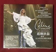 Celine Dion The Best So Far 2018 Tour Edition Taiwan Ltd CD w/BOX