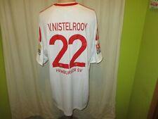 "Hamburger SV Adidas Trikot 2009/10 ""Fly Emirates"" + Nr.22 V.Nistelrooy Gr.XXL"