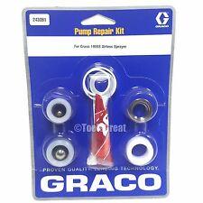 Graco 190 ES Airless Sprayer Pump Packing Repair Kit 243091