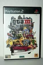 GTA III GIOCO USATO PS2 VERSIONE ITALIANA GD1 43950