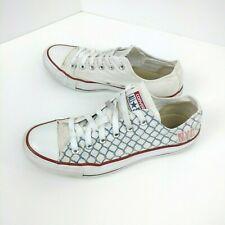 Converse Allstars Size 6 Low Tops Cream NYC New York City Womens 8 EU 39