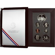 1996 United States US Mint Prestige Proof Set 90% Silver with Original Box & COA