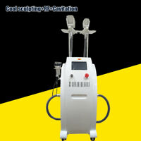 Cellulite Removal fat cell Vacuum cavitation rf body slimming machine