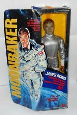 "Vintage 1979 Mego James Bond Moonraker 12 1/2"" Action Figure in box"
