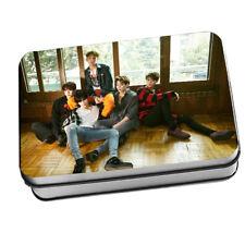 KPOP SHINEE 5th Album 1 AND 1 LOMO CARD 30pcs Polaroid Photocards in Iron box