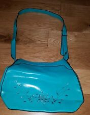 Shoulder Bag Turquoise <MJ2775