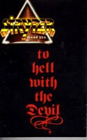 Stryper To Hell With The Devil 1986 Hard Classic Rock Roll Cassette Tape Pop