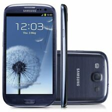 Samsung Galaxy S3 16GB - Pebble Blue (Unlocked) Smartphone