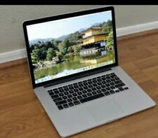 Macbook pro Retina 15 2014 Quad Core i7 2.8 256  16GB Office Logic X FCP X SALE!