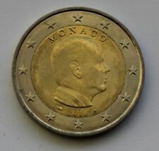 MONACO - 2 € Euro circulation coin  2011 Albert uncirculated