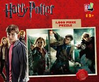 Harry Potter 1000 Piece Puzzle, 1,000 Piece Puzzles by Go! Games
