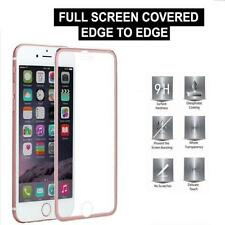 Gold Mobile Phone Screen Protectors for iPhone 7 Plus