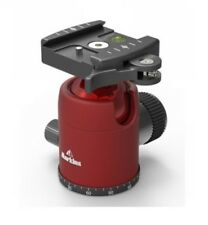 Markins Camera Tripod Ball Head Q3i-TrQ Traveler RED