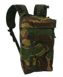 Genuine British Army Rucksack Backpact Side Pouch Yoke DPM Bergen IRR 12.5 L
