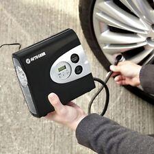 Digital Portable 12v 150psi Air Compressor Van Car Tyre Football Inflator Pump