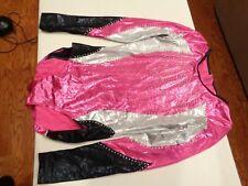 Balera Leotard Long Sleeve Competition Womens Large LA RN64830