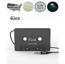 Auxiliar Adaptor De Caset Cassette Para Radio Mp3 Musica Grabadora Vieja Antigua